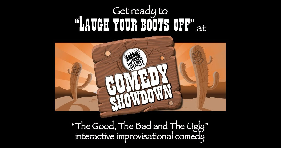 comedy showdown