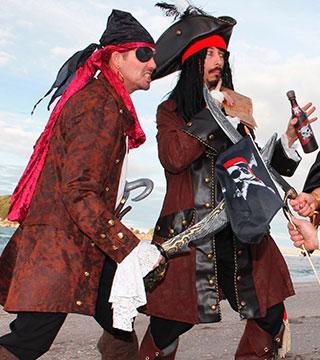 kids pirates party