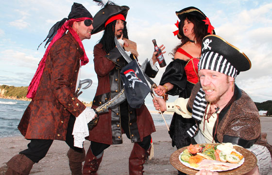 adults pirate party